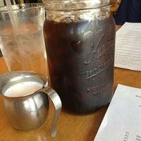 Photo taken at Cafe on Park by Chris K. on 1/31/2013