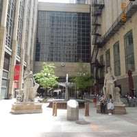 Photo taken at Chicago Board of Trade by Andrew K. on 10/22/2016