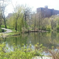 Photo taken at Central Park - The Pool by Michelle P. on 4/21/2013