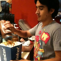 Photo taken at Cinemex by Alberto G. on 12/31/2012