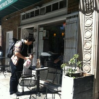 Photo taken at Fresh Brew Coffee by Katie P. on 9/18/2012
