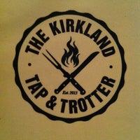 Foto tirada no(a) The Kirkland Tap & Trotter por Crystal K. em 11/1/2013