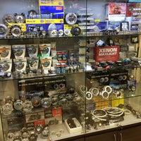 Снимок сделан в Xenon61.ru автомагазин и установочный центр пользователем Timur O. 10/29/2015