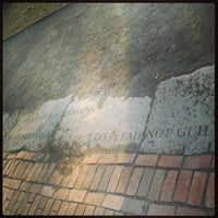 Photo taken at Salem Witch Trials Memorial by Sharon K. on 1/27/2013