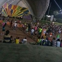 Photo taken at Concha Acústica by Pâmela B. on 6/30/2015