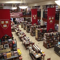 Photo taken at Harvard Coop Society Bookstore by Craig W. on 11/8/2012