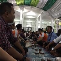 Photo taken at Masjid Agung Medan by Sadli A. on 6/7/2016