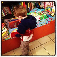 Photo taken at Libreria del Frattempo by Mario R. on 11/24/2012