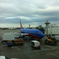 Photo taken at Oakland International Airport (OAK) by Christopher D. on 12/29/2012