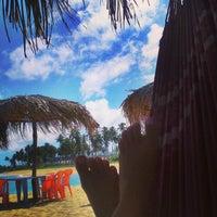 Foto tirada no(a) Praia de Tabuba por Fernanda M. em 3/8/2013