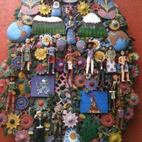 Photo prise au Museo Nacional de Culturas Populares par Chio le3/17/2013