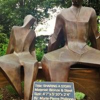 Photo taken at Meadowlark Botanical Gardens by CrunchyCarlos 🌴 on 7/28/2013
