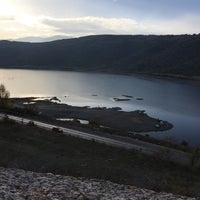 Photo taken at Boğazköy Barajı by Veysel D. on 11/12/2017
