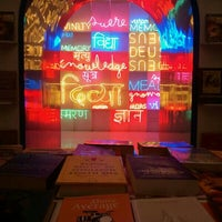 Photo taken at Oxford Bookstore by knightinz on 4/14/2014