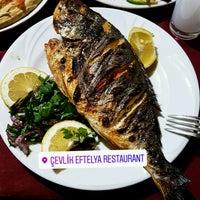 1/31/2017 tarihinde Mehmet Sait D.ziyaretçi tarafından Eftelya Balık Restorant'de çekilen fotoğraf