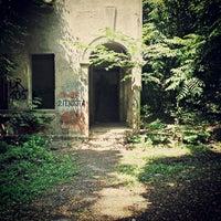 Снимок сделан в Парк «Нивки» пользователем Andrew M. 7/8/2013