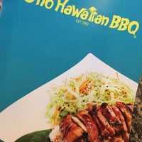 Photo taken at Ono Hawaiian BBQ by Monica L. on 3/4/2017