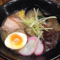 Photo taken at Shogun Ramen by 엉거 이. on 9/30/2014