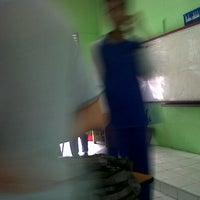 Photo taken at SMA Negeri 1 Pekanbaru by Santo S. on 12/15/2012