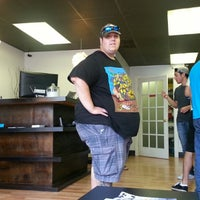 Photo taken at Blackhat Vapor by AJ t. on 7/9/2014