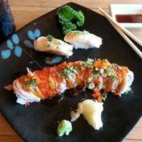 Photo taken at Fuji Sushi by AJ t. on 5/17/2013