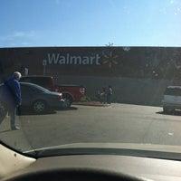 Photo taken at Walmart Supercenter by Qubilah H. on 11/2/2012