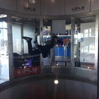 Photo taken at Ifly Skydiving by Brigitta P. on 5/10/2017
