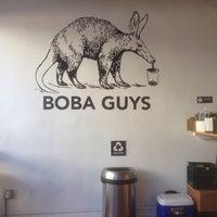 Photo taken at Boba Guys by Tim O. on 3/1/2014
