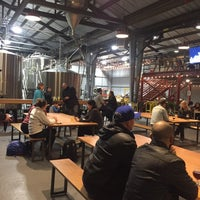 Photo taken at Barebottle Brewing Company by Tim O. on 1/28/2017