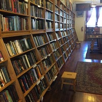 Photo taken at Borderlands Books by Tim O. on 7/18/2015