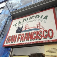 Photo taken at Taqueria San Francisco by Tim O. on 7/27/2013