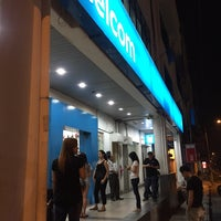 Photo taken at Celcom Centre by Khawarizmi J. on 10/15/2015
