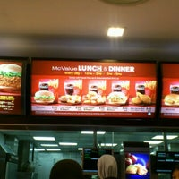 Photo taken at McDonald's by Muhammad Syukri A. on 11/11/2012