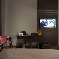 Photo taken at FM7 Resort Hotel Cengkareng by Nindya K. on 12/3/2017