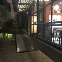 Photo taken at Oishi Pan - Coffeeville Brewery by Nindya K. on 8/6/2017