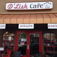 Photo taken at D'Lish Cafe by Danny S. on 11/12/2013