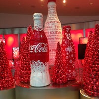 Photo taken at World of Coca-Cola by Nate S. on 1/1/2013