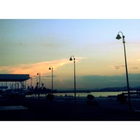 Photo taken at Faliro Olympic Complex by Alexandra P. on 8/11/2015