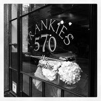Photo taken at Frankies Spuntino 570 by Lisa K. on 9/17/2012