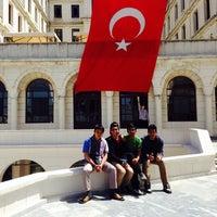 Photo taken at Çamlıca Uluslararası Erkek Kuran Kursu by Sanmarn M. on 4/24/2014