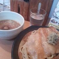 Photo taken at とろ肉つけ麺 魚とん by Hasegawa T. on 10/16/2017