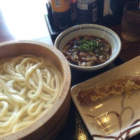Photo taken at Marugame Seimen by msmw on 7/1/2016