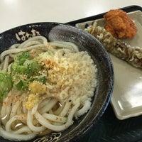 Photo taken at Hanamaru Udon by msmw on 9/8/2016