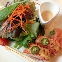 Photo taken at Urban Sushi by Myra M. on 1/14/2013