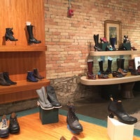Photo taken at John Fluevog Shoes by Myra M. on 2/26/2016