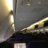 Photo taken at Nok Air Flight DD 7410 by Monthira B. on 6/20/2013