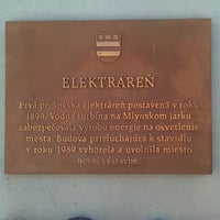 Photo taken at Elektráreň by Martin R. on 4/8/2013
