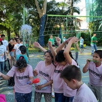Photo taken at Centro Educativo y Técnico San Agustin by ruth z. on 9/20/2014