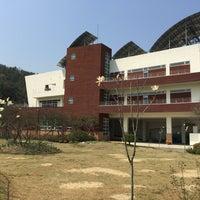 Photo taken at 대청호 자연생태관 by Kyuseok C. on 4/11/2015