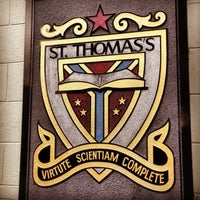 Photo taken at St Thomas Of Canterbury College by Justin H. on 4/7/2013